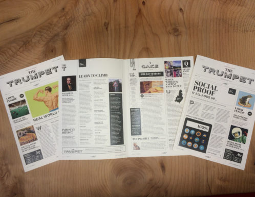 Increase your sales with printed newsletters