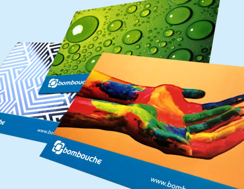 Elevate your print with foil, spot UV and lamination