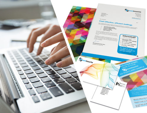 USING DIRECT MAIL AND EMAIL TOGETHER